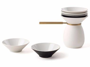 Ceramic serving bowl ARITA LIQUID
