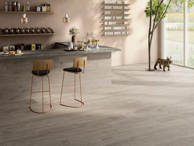 Full-body porcelain stoneware wall/floor tiles with wood effect ARKÈ | Indoor wall/floor tiles