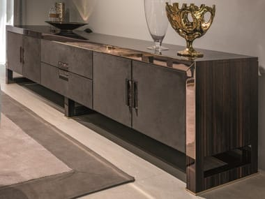TV cabinet with doors ARMAD TV