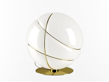 Blown glass table lamp ARMILLA | Table lamp