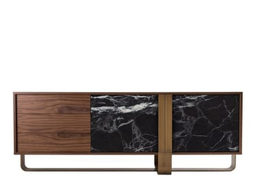 Solid wood sideboard ARMON | Sideboard