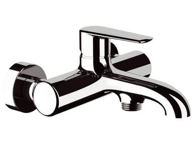 2 hole wall-mounted single handle ABS bathtub mixer ARMONIA   Bathtub mixer