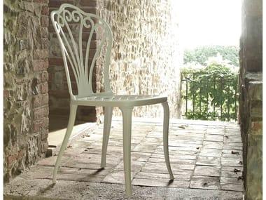 Aluminium garden chair ARMONIA | Chair