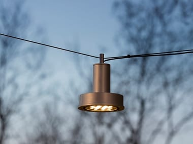 Catenary application ARNE S | Hanging street lamp