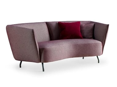 Upholstered fabric leisure sofa ARNO SOFA