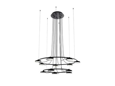 LED metal pendant lamp ARO | LED pendant lamp