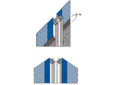 Seal and joint for insulation product ART. 2230 - 2240