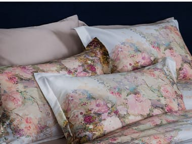 Cotton bedding set with floral pattern ART | Bedding set