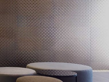 3D Wall Cladding with metal effect ARTIS BRONZE