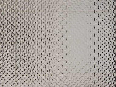 3D Wall Cladding with metal effect ARTIS SILVER