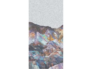 Glass mosaic ARTIST'S DRIVE