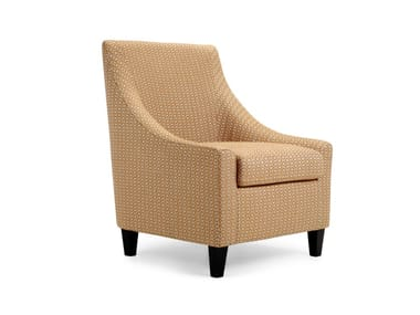 Upholstered armchair ARWEN | Armchair