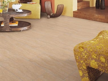 PVC flooring with stone effect AS 611