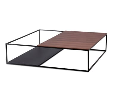 Square coffee table ASCOT JR-T939