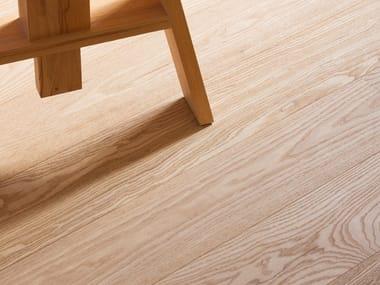 Beech wall/floor tiles ASH VULCANO MEDIUM - NATURAL OIL
