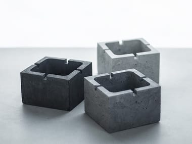 Concrete ashtray ASHTRAY L