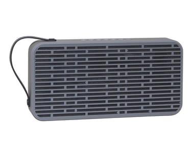 Bluetooth portable speaker aSOUND