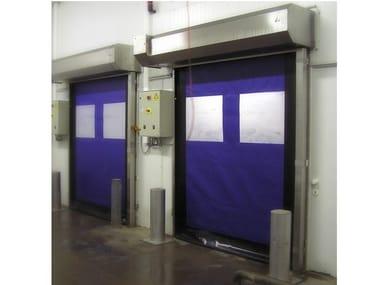 Rapid vertical roll-up door ASSA ABLOY high speed interior doors