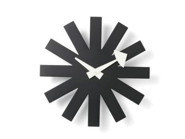 Orologio in legno da parete ASTERISK CLOCK