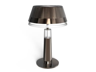 LED direct light blown glass table lamp ASTRA