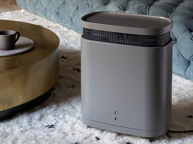 Polyurethane air purifier / heater fan ASTRO