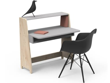 MDF Kids writing desk ASYMETRY | Kids writing desk