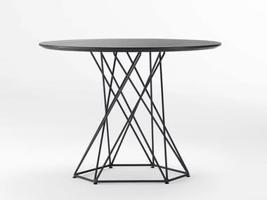 Round high table ASYMMETRY | High table