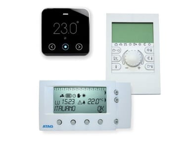 Metal Control system for air conditioning system ATAG Smart