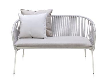 Rope small sofa ATAMAN LEISURE | Small sofa