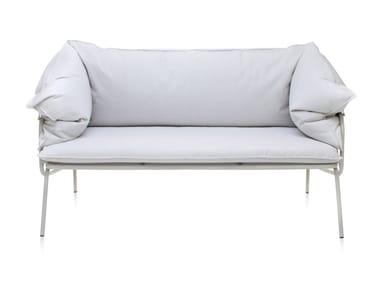 2 seater fabric garden sofa ATAMAN MESH | Garden sofa