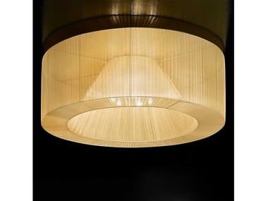 Plafoniere Inox Soffitto : Lampade da soffitto in organza archiproducts