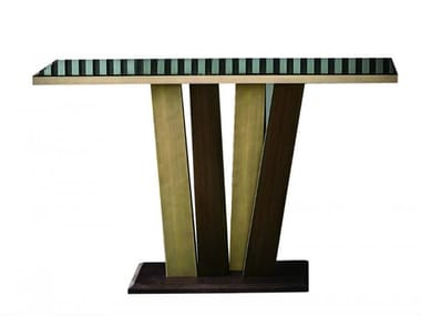 Rectangular MDF console table ATLANTE | Console table