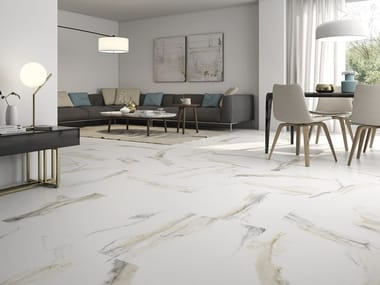 Porcelain wall/floor tiles with marble effect ATLANTIS GOLD | Porcelain wall/floor tiles