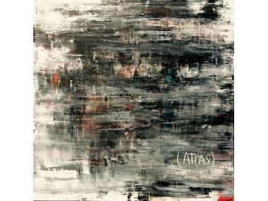 Acrilico su tela ATLAS