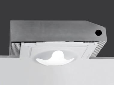 Semi-inset Coral® ceiling lamp ATOM