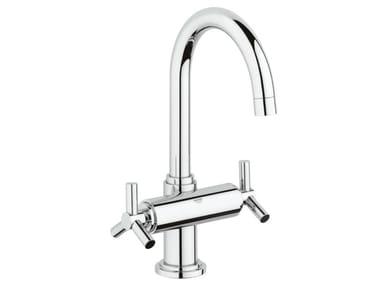Rubinetto per lavabo monoforo con bocca orientabile ATRIO CLASSIC YPSILON SIZE L | Rubinetto per lavabo da piano