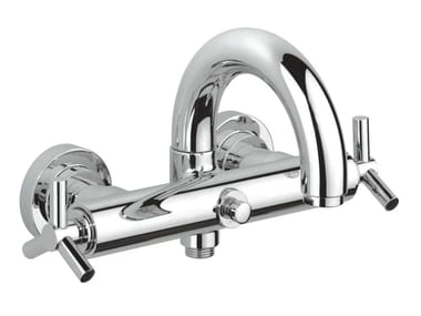 Bathtub tap / shower tap ATRIO CLASSIC YPSILON | Wall-mounted bathtub tap