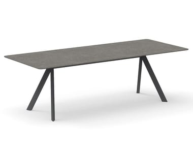 Rectangular garden table ATRIVM | Rectangular table