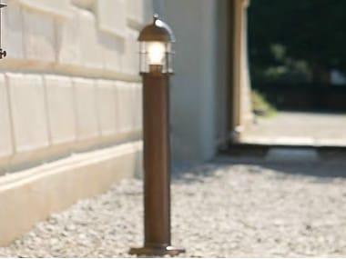 Paletto luminoso in metallo per spazi pubblici ATTILA | Paletto luminoso per spazi pubblici