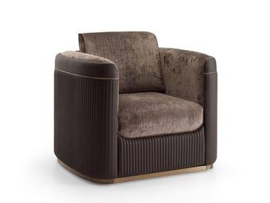 Armchair with armrests AUGUSTA | Armchair