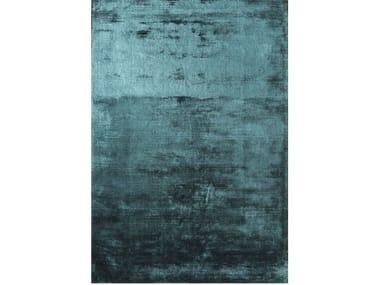 Handmade rectangular rug AURA