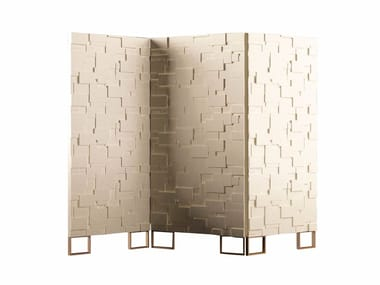 Wooden Screen AUREA FOIL