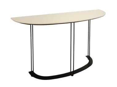 Demilune console table AUREOLA C2 | Demilune console table