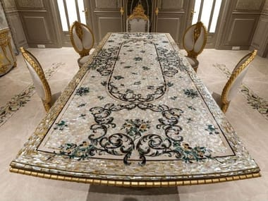 Dining table AURUM | Dining table