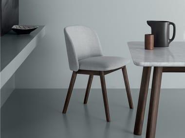 Upholstered chair AVANA | Chair