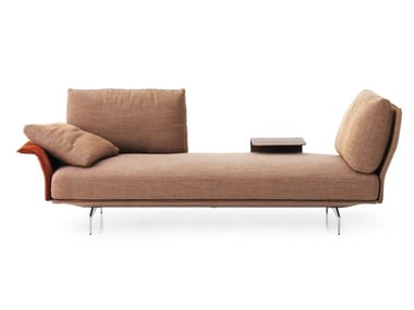 Fabric sofa with removable cover AVANT-APRES | Sofa