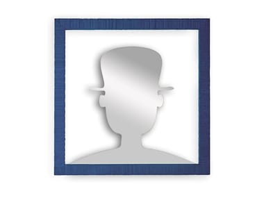 Espelho quadrado de parede AVATAR | Espelho quadrado