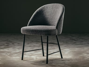 Upholstered chair AVEC MOI | Chair