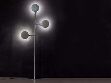 LED adjustable floor lamp AVVENI FLOOR 3