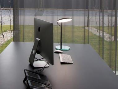 LED adjustable table lamp AVVENI TABLE